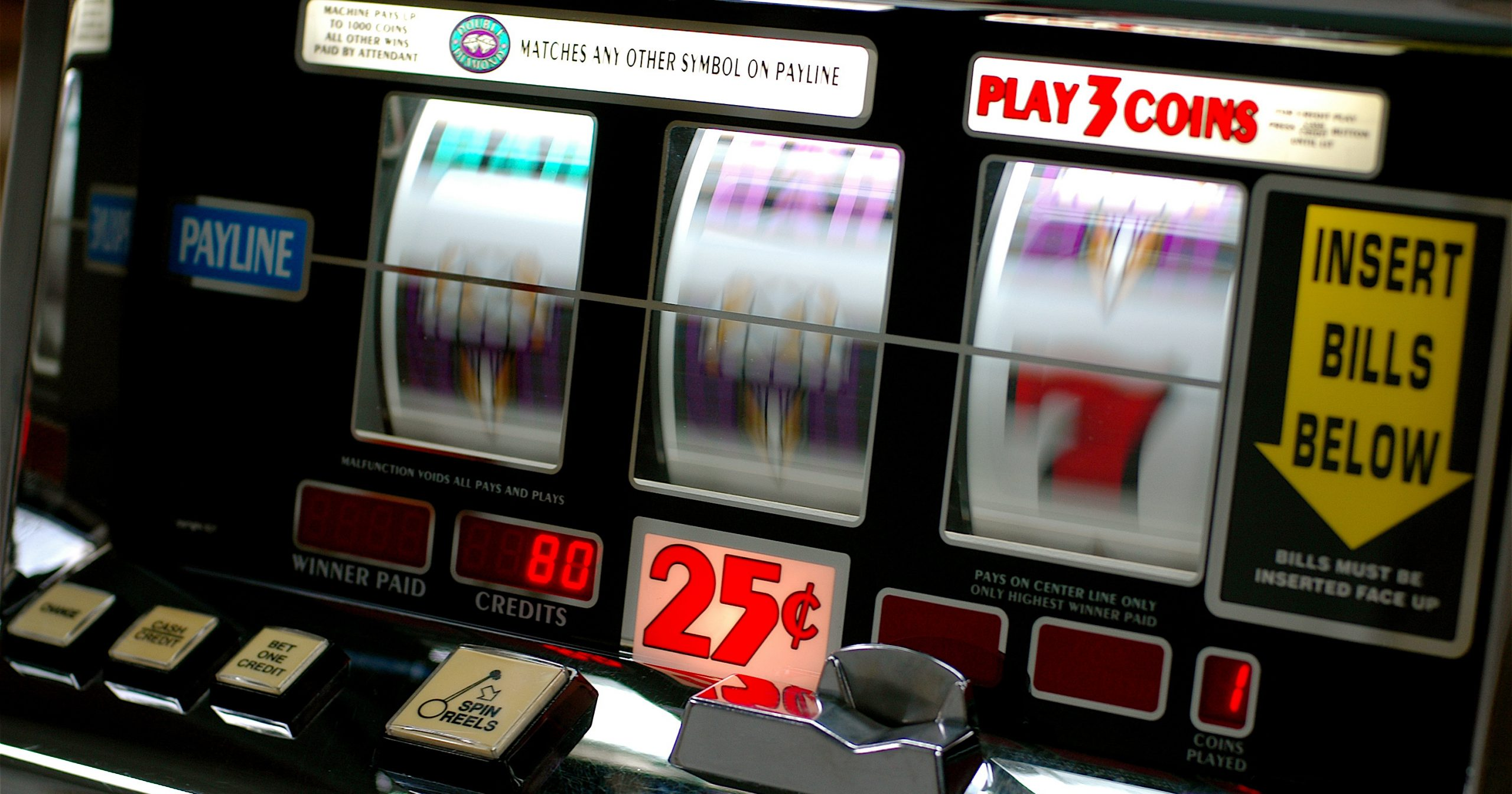 What Are Your Odds Of Winning The Slots Jackpot? - Vulcan Post